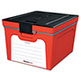 Sentry Guardian Storage Box, Red