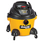 Shop Vac 9650610 Compact Vacuum Cleaner, Yellow/Black