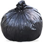"Stout Recycled Brown Trash Bags, 60 Gallon, 1.5 Mil, 43"" X 49"", Case of 100"