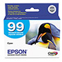 Epson T099220 99 Cyan Ink Cartridge