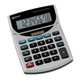 Universal 15925 Portable Minidesk Calculator, Battery/Solar Powered, 8 Digit Display