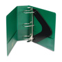 "Wilson Jones 40% Recycled No Gap Locking D-Ring Binder, 3"" Capacity, Green"