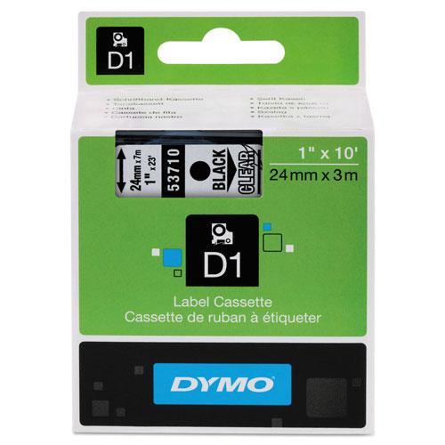 Pendaflex D1 Tape Cartridge for LabelMANAGERs 300/400/PC Black on