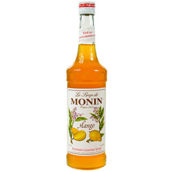 Monin Mango Drink Syrup, 750mL