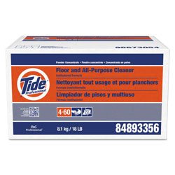 Tide® Floor and All Purpose Cleaner 18 lb.