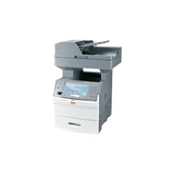 Okidata MB 780 Monochrome Multifunction Laser Printer (Fax/Copier/ Printer/ Scanner)
