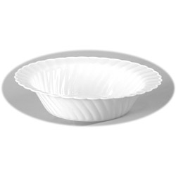 Waddington North America Classicware White Bowl, 10 Ounce