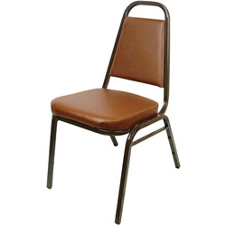Challenger Brown Standard Stack Chair