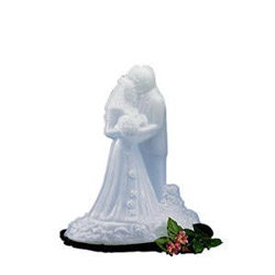 Carlisle Bride And Groom Ice Mold