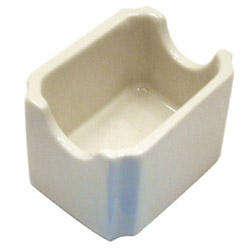 Hall China White Sugar Packet Holder