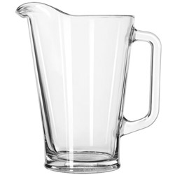 Libbey 1792421 34 Ounce Liter Pitcher. Case of 6