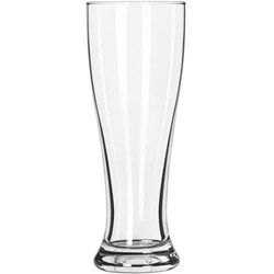 Libbey 1604 16 Ounce Pilsner Glass. Case of 24