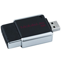 Kingston Mobileliteg2 Card Reader - Flash: Sdhc - Hi-speed Usb. Sold Individually Picture