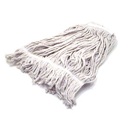 Zephyr Mfg Wipe Up™ Cut End Fantail Mop Head 24 Ounce