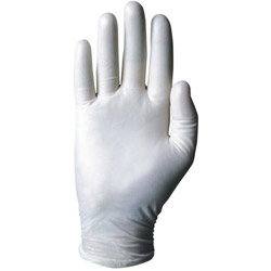 Ansell LarPowder-Free Medical Vinyl Gloves, of 1000