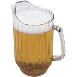 Clear Camwear Pitcher, 48 Ounce. Sold Individually