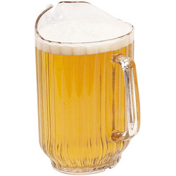 Clear Camwear Pitcher, 60 Ounce. Sold Individually