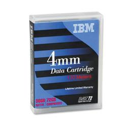 - DAT-72 - 36 GB / 72 GB - Storage Media 18P7912