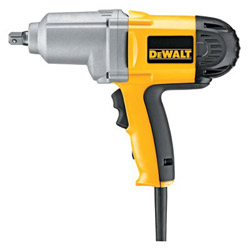"Dewalt Tools 1/2"" Impact Wrench w/Detent Pin Anvil"