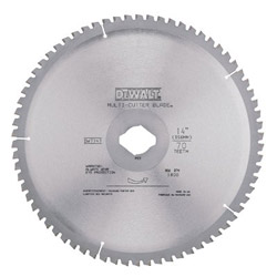 "Dewalt Tools 14"" Blade for Multi- Cutter"