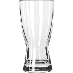 Libbey 1178HT 10 Ounce Heat Treated Hour Glass Pilsner Glass. Case of 24
