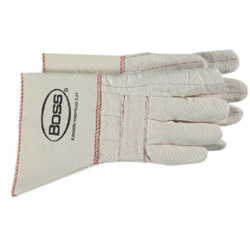 Boss Heavy Weight Hot Mill Glove w/Gauntlet