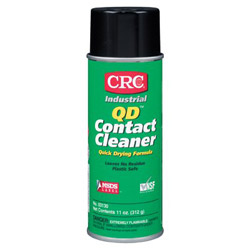 CRC 03130 QD Contact Cleaner, 11 Wt Oz