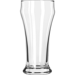 Libbey 13 10 Ounce Bulge Top Pilsner Glass. Case of 36