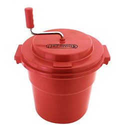 Mr Bar-B-Q 5 Gallon Salad Dryer with Brake