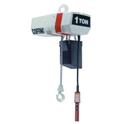 Coffing Hoists 2 Ton Ec Electric Chain Hoist 20' Lift. Each