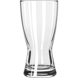 Libbey 176 9 Ounce Hourglass Pilsner Glass. Case of 36