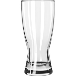 Libbey 179 11 Ounce Hourglass Pilsner Glass. Case of 36