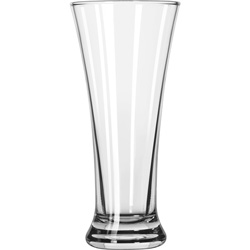 Libbey 18 11 Ounce Flare Pilsner Glass. Case of 36