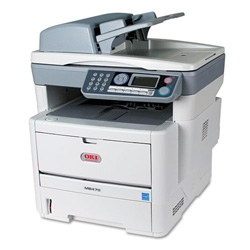 OKI MB 470 - multifunction ( fax / copier / printer / scanner ) ( B/W