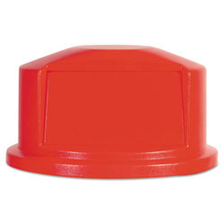 Rubbermaid Red Dome Lid
