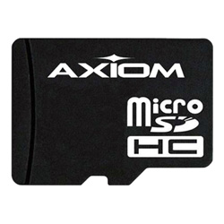 Axiom AX - Flash Memory Card - 8 GB - MicroSDHC