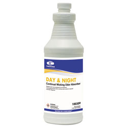 Theochem Laboratories Day & Night Liquid Deodorizer 1 Quart Each