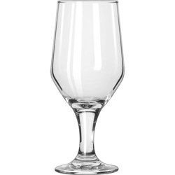 Libbey 3328 12 Ounce Estate Beer Glass. Case of 36