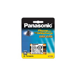 Panasonic Hhr P107a/1b - Phone Battery. Sold Individually Picture