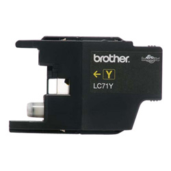 Brother® LC71Y - Print Cartridge