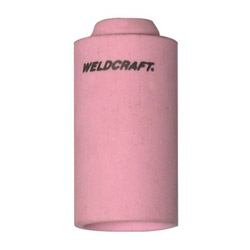 "Weldcraft #4 Alumina Nozzle 1/4"" Wp-17"