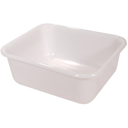 Rubbermaid White Food/Tote Box 11 Quarts