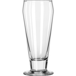 Libbey 3810 10 Ounce Footed Ale Glass. Case of 36