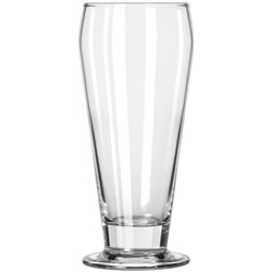 Libbey 3812 12 Ounce Footed Ale Glass. Case of 36