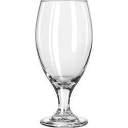 Libbey 3915 14.75 Ounce Teardrop Beer Glass. Case of 36