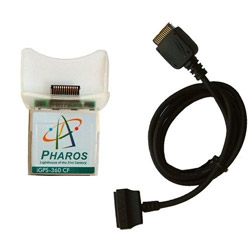 Pharos Cf/pcmcia Adapter - Compactflash Card Adapter - Pc Card. Sold Individually Picture