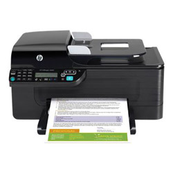 HP Officejet 4500 Wireless All-in-One - multifunction ( fax / copier