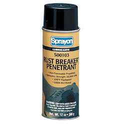 Sprayon 12oz Rust Breaker