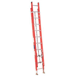 Louisville Ladder 32' Fiberglass Xhd Extension Ladder D-rung