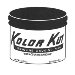 Kolor Kut 2.25oz.gas Finding Pastekolor-kut